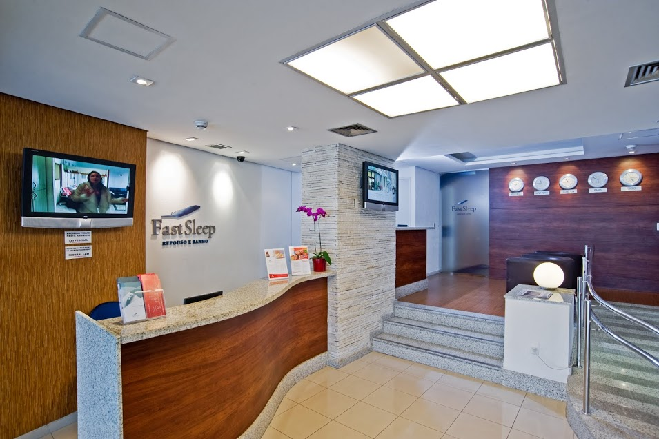 Hotéis cabine opção barata e com conforto