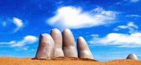 Turismo em ponta Del este Uruguai